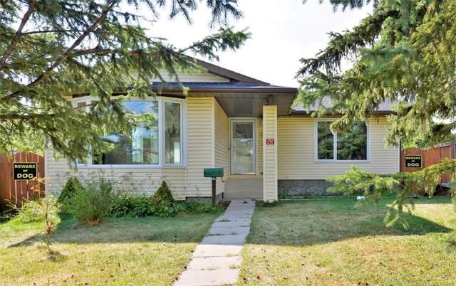 63 Falsby Place NE, Calgary, AB T3J 1B9 (#A1036215) :: Western Elite Real Estate Group