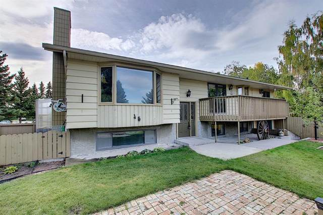 45 Crocus Crescent, Cochrane, AB T4C 1E1 (#A1036217) :: Calgary Homefinders