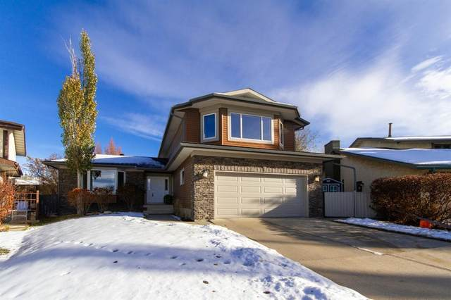 215 Dalcastle Way NW, Calgary, AB T3A 2N5 (#A1036220) :: Redline Real Estate Group Inc