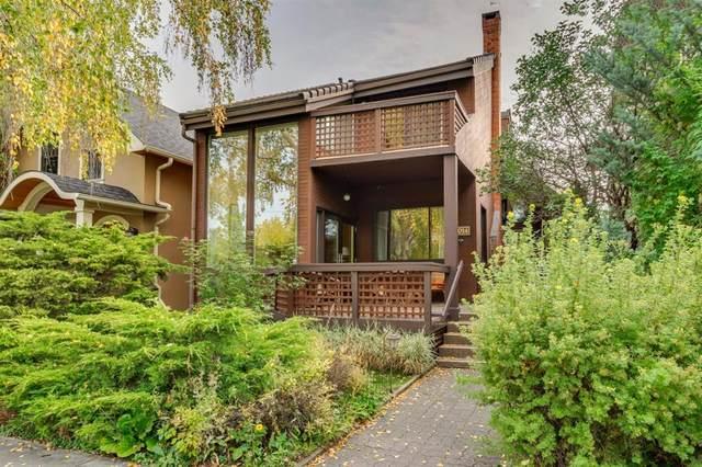 3014 5 Street SW, Calgary, AB T2S 2C4 (#A1036249) :: Calgary Homefinders