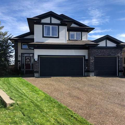 139 Waxwing Rise, Fort Mcmurray, AB T9K 0R5 (#A1036271) :: Canmore & Banff