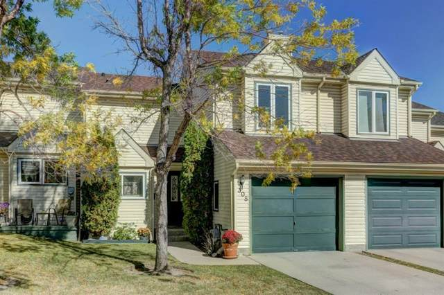 308 Sandringham Road NW, Calgary, AB T3K 3Z1 (#A1036274) :: Canmore & Banff