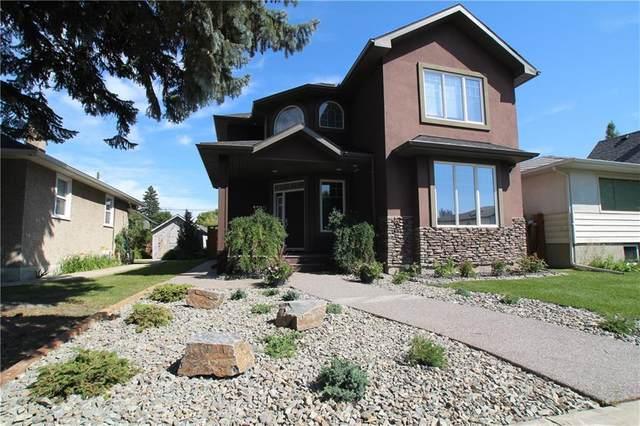 1120 18 Avenue NW, Calgary, AB  (#A1036287) :: Team J Realtors