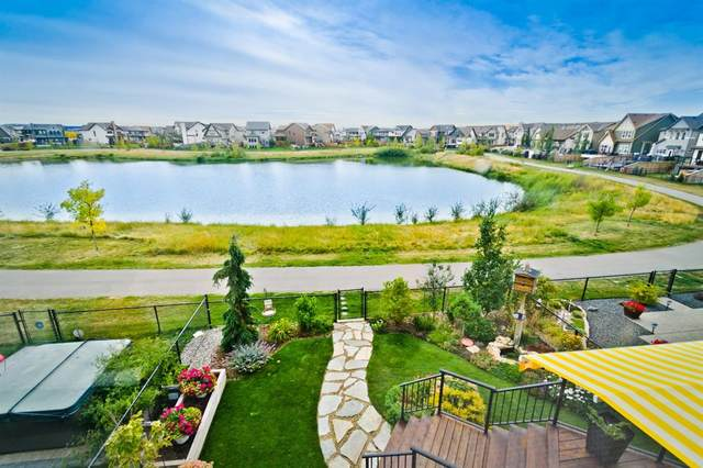 215 Reunion Green NW, Airdrie, AB T4B 3W3 (#A1036288) :: Team J Realtors