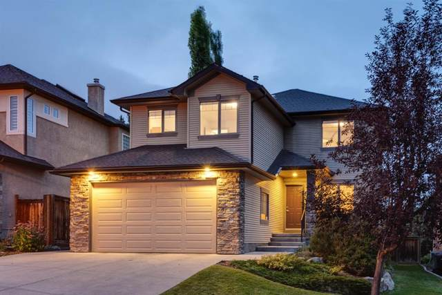66 Elkton Way SW, Calgary, AB T3H 4Y8 (#A1036309) :: Calgary Homefinders