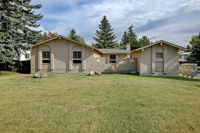 11844 Elbow Drive SW, Calgary, AB T2W 1G9 (#A1036334) :: Canmore & Banff