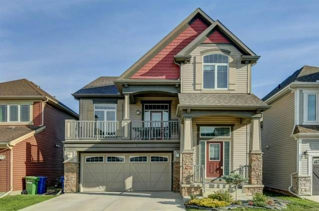 306 Windridge View, Airdrie, AB T4B 3R9 (#A1036341) :: Redline Real Estate Group Inc