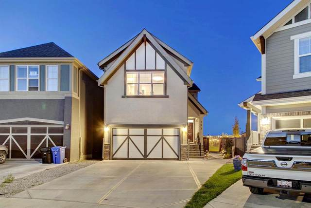 123 Masters Heights SE, Calgary, AB T3M 2M8 (#A1036343) :: Calgary Homefinders