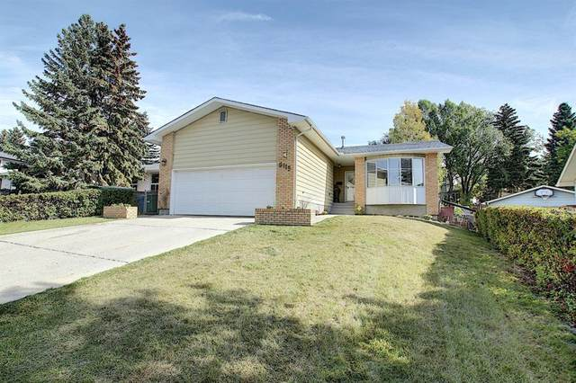 6115 Dalcastle Crescent NW, Calgary, AB T3A 1R7 (#A1036357) :: Redline Real Estate Group Inc