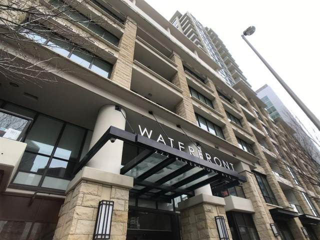 222 Riverfront Avenue SW #615, Calgary, AB T2P 0X2 (#A1036364) :: Canmore & Banff