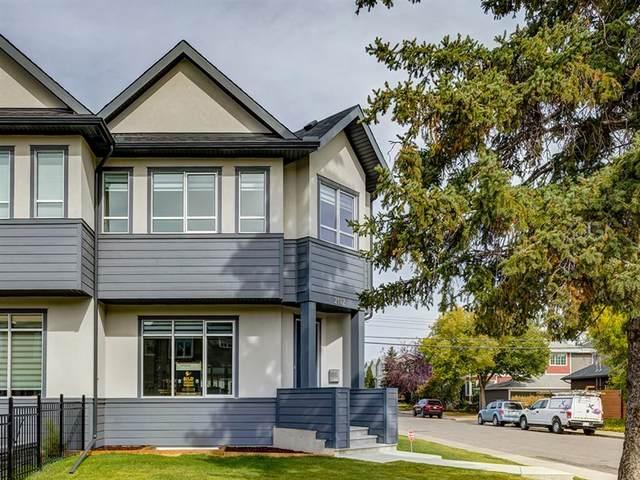 2102 1 Avenue NW, Calgary, AB T2N 0B5 (#A1036372) :: Redline Real Estate Group Inc
