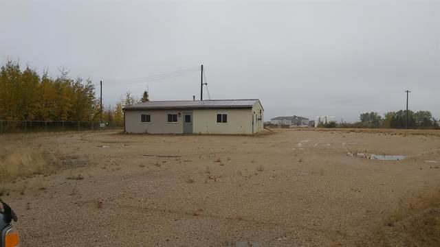 4810 & 4812 37 Avenue, Valleyview, AB T0H 3N0 (#A1036414) :: Canmore & Banff