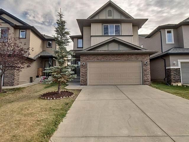 393 Cimarron Boulevard, Okotoks, AB T1S 0A9 (#A1036442) :: Canmore & Banff