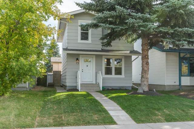 73 Sunvale Crescent SE, Calgary, AB T2X 3R9 (#A1036487) :: Canmore & Banff