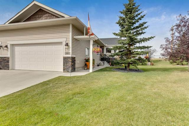 645 Riverside Boulevard NW, High River, AB T1V 0A1 (#A1036513) :: Canmore & Banff