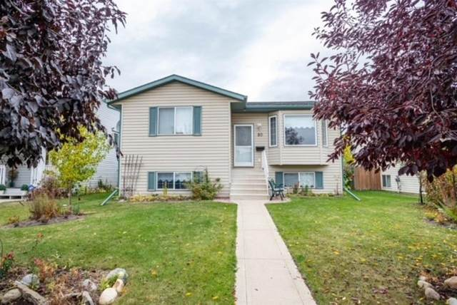 80 Kendrew Drive, Red Deer, AB T4P 3T8 (#A1036531) :: Western Elite Real Estate Group