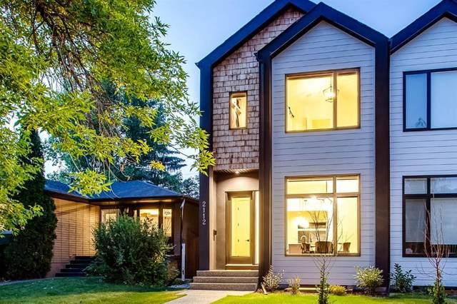 2112 52 Avenue SW, Calgary, AB T3E 1K3 (#A1036532) :: Redline Real Estate Group Inc