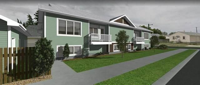 141 14 Street N #2, Lethbridge, AB T1H 2V6 (#A1036574) :: Canmore & Banff