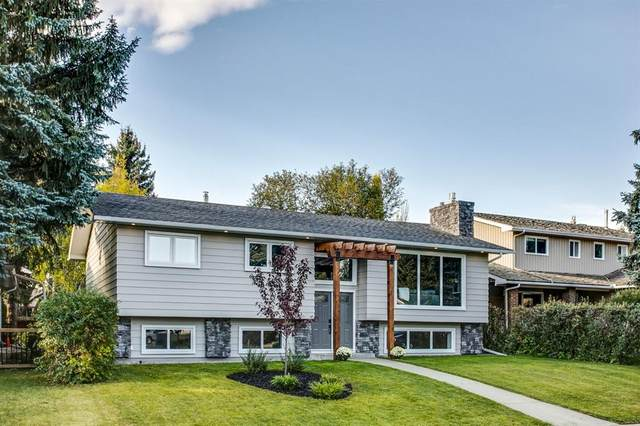 150 Parkview Place SE, Calgary, AB T2J 4W5 (#A1036604) :: Canmore & Banff
