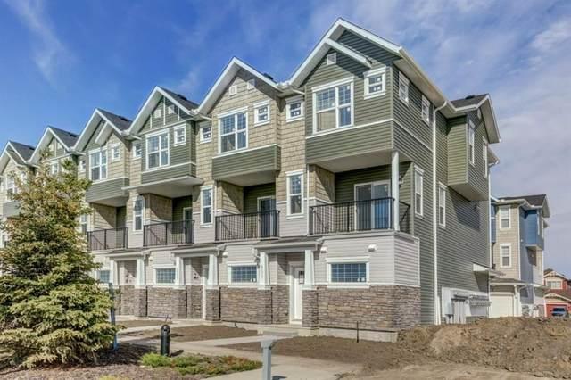 115 Sagewood Drive #809, Airdrie, AB T4B 4V5 (#A1036627) :: Canmore & Banff