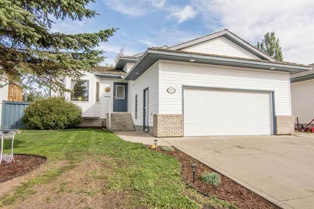 9720 62 Avenue, Grande Prairie, AB T8W 2J4 (#A1036636) :: Canmore & Banff