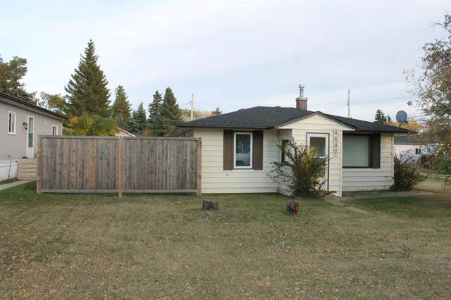 4802 52 Street, Sedgewick, AB T0B 4C0 (#A1036637) :: Canmore & Banff
