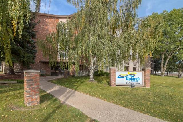 85 Foxbend Crescent N #116, Lethbridge, AB T1H 5T4 (#A1036642) :: Canmore & Banff