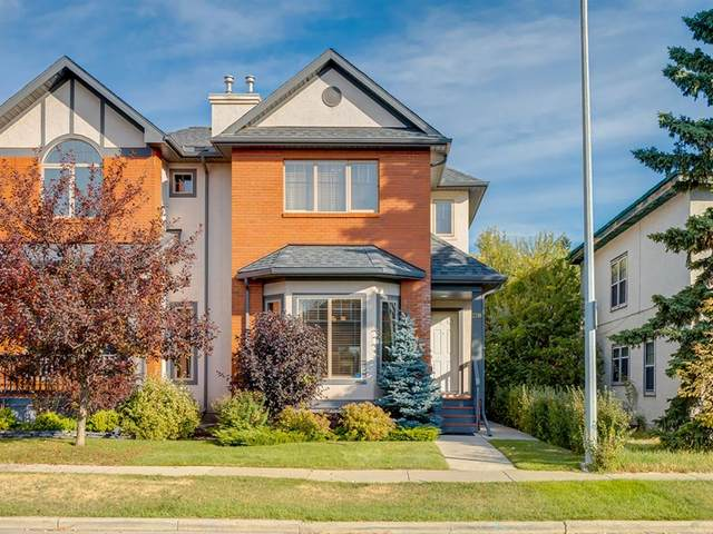 2218 5 Avenue NW, Calgary, AB T2N 0S7 (#A1036665) :: Redline Real Estate Group Inc