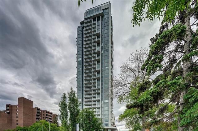 930 16 Avenue SW #3005, Calgary, AB T2R 1C2 (#A1036676) :: Calgary Homefinders