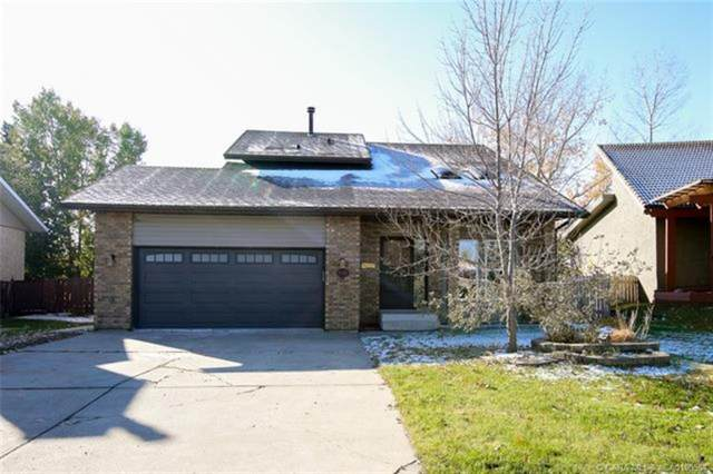 131 Mclevin Crescent, Red Deer, AB T4R 1S8 (#A1036708) :: Canmore & Banff