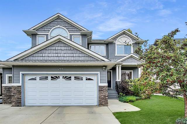 489 Sandy Beach Cove, Chestermere, AB T1X 1H8 (#A1036720) :: Redline Real Estate Group Inc