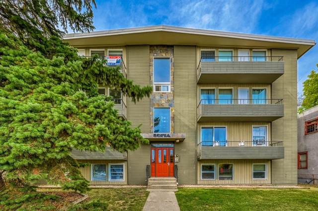2111 14 Street SW #301, Calgary, AB T2T 3T2 (#A1036729) :: Calgary Homefinders