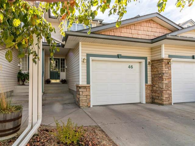 73 Addington Drive #46, Red Deer, AB T4R 2Z6 (#A1036766) :: The Cliff Stevenson Group