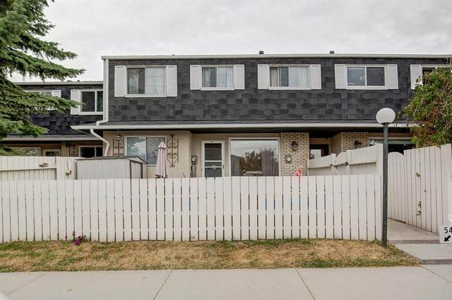 175 Manora Place NE #53, Calgary, AB T2A 5P7 (#A1036774) :: Canmore & Banff