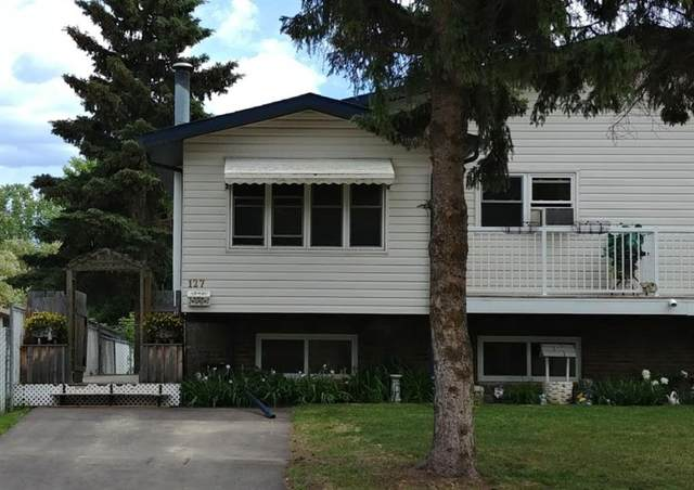 127 Overdown Drive, Red Deer, AB T4P 1W5 (#A1036784) :: Canmore & Banff