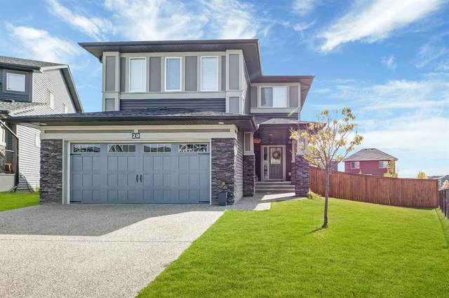 20 Mount Rae Place, Okotoks, AB T1S 0P1 (#A1036837) :: Canmore & Banff