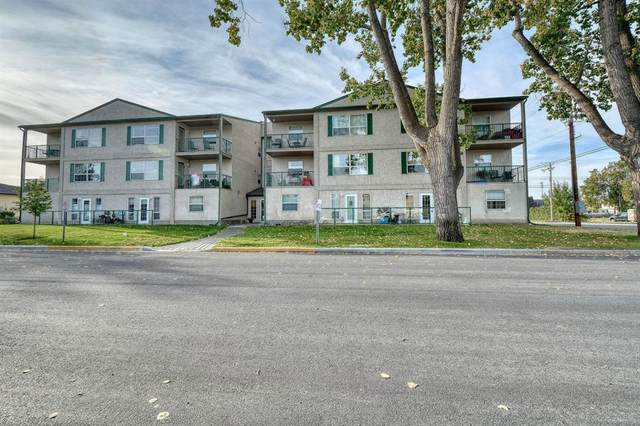 105 7 Avenue SE #305, High River, AB T1V 1T8 (#A1036847) :: Canmore & Banff