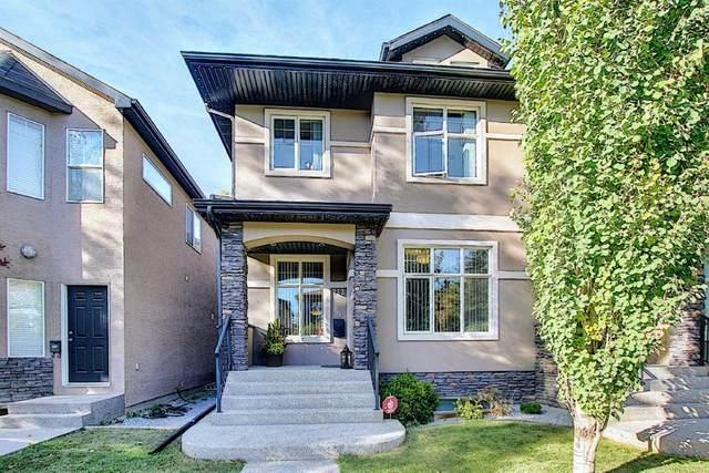 252 21 Avenue NW, Calgary, AB T2M 1J3 (#A1036860) :: Calgary Homefinders