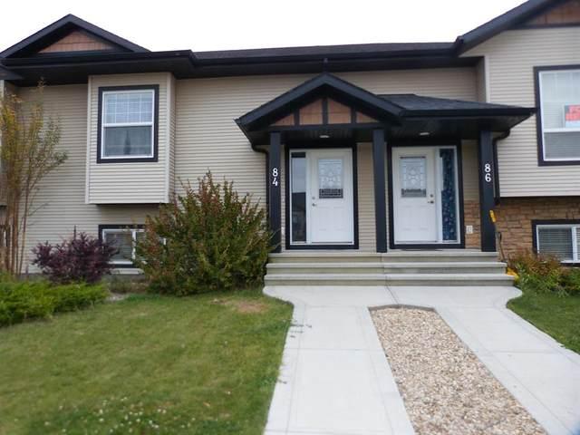 84 Hawkridge Boulevard, Penhold, AB T0M 1R0 (#A1036867) :: Canmore & Banff