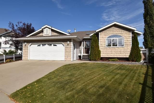 6406 30 Avenue, Camrose, AB T4V 4V9 (#A1036875) :: Canmore & Banff