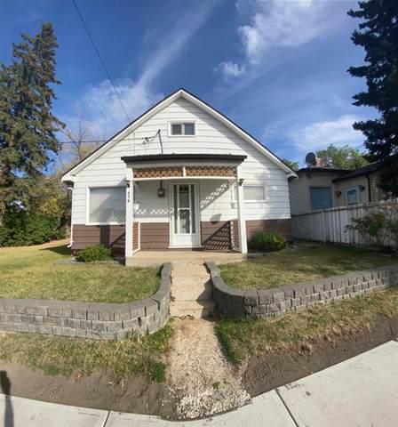 478 1 Street SW, Drumheller, AB T0J 0Y0 (#A1036881) :: Calgary Homefinders