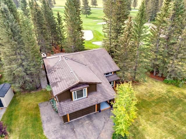 118 Redwood Meadows Drive, Bragg Creek, AB T3Z 1A3 (#A1036958) :: Canmore & Banff