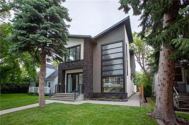 1334 18 Avenue NW, Calgary, AB T2M 0W4 (#A1036992) :: Team J Realtors