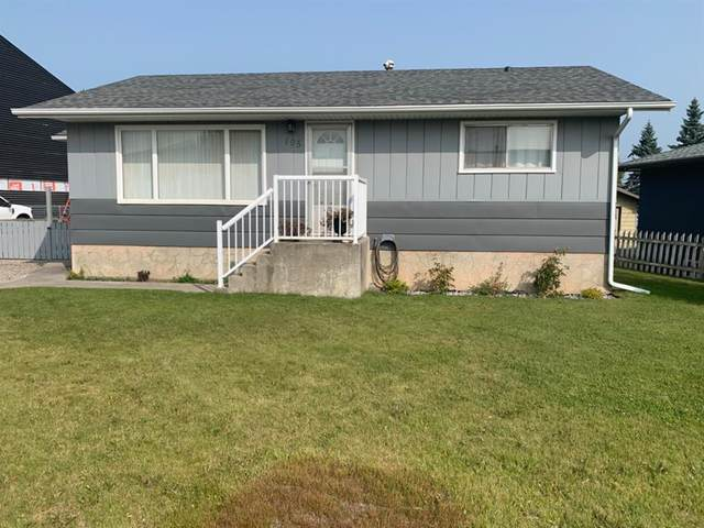 105 Sherwood Street, Hinton, AB T7V 1P4 (#A1037016) :: Canmore & Banff