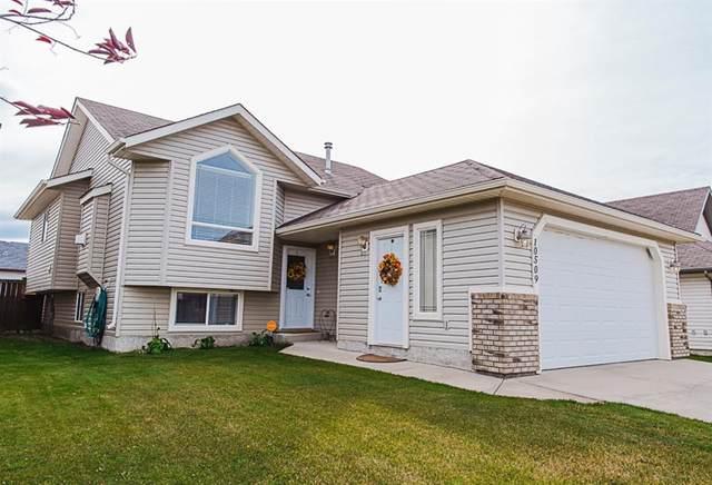 10509 124 Avenue, Grande Prairie, AB T8V 8J3 (#A1037017) :: Canmore & Banff