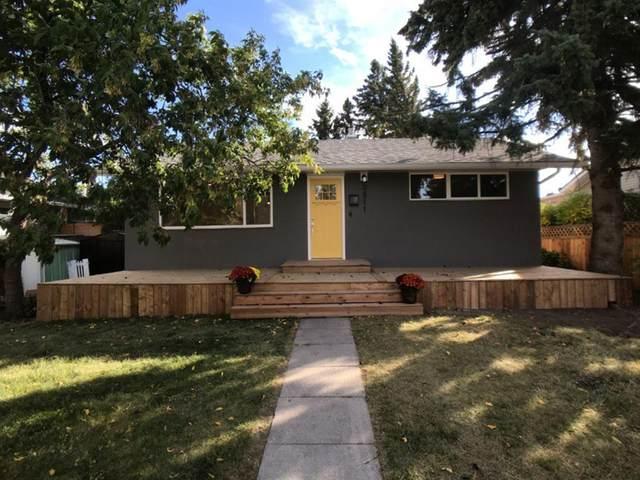 4811 32 Avenue SW, Calgary, AB T3E 0X4 (#A1037026) :: Calgary Homefinders