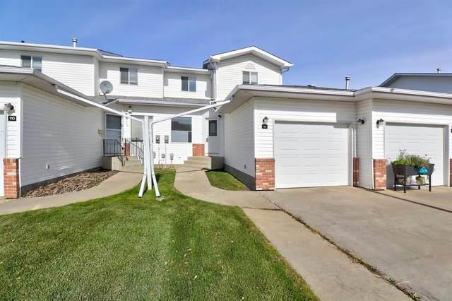 9140 101 Avenue #111, Grande Prairie, AB T8X 1K8 (#A1037061) :: Canmore & Banff
