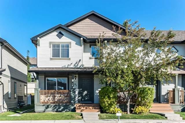105 Drake Landing Common #87, Okotoks, AB T1S 0C9 (#A1037091) :: Redline Real Estate Group Inc