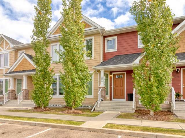 30 Carleton #1505, Red Deer, AB T4P 0M8 (#A1037099) :: Canmore & Banff