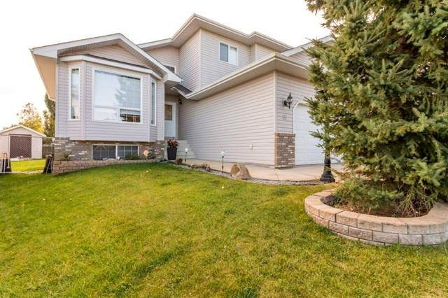 15 Pritchard Close, Sylvan Lake, AB T4S 1W3 (#A1037112) :: Canmore & Banff